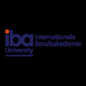 Logo iba University