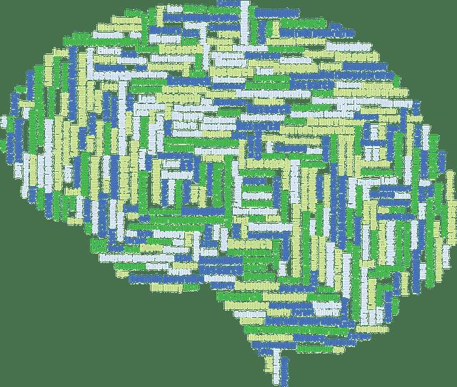 Wortwolke in Gehinform mit Alzheimer-relevanten Begriffen