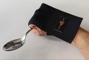 Handfix Zubehör für sicheren Griff bei Schwäche und Lähmung